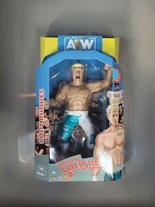 AEW Unmatched Series 1 #08 Cody Rhodes LJN  All Elite Wrestling Figure Nice