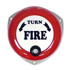 NEW ROTARY HAND FIRE ALARM BELL