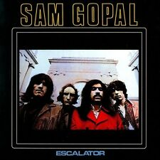 "Sam Gopal (feat. Lemmy): ""Escalator""  (Digi-CD)"