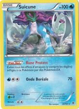 Suicune - N&B:Explosion Plasma - 20/101 - Carte Pokemon Neuve Française