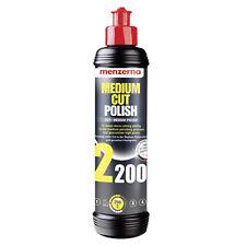 Menzerna Medium Cut Polish 2200 Feinschleifpolitur 250ml Politur Lack Pflege Kfz