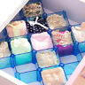 Hot Plastic Underwear Storage Container Drawer Box Stationery Socks Organizer