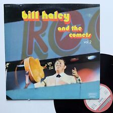 "Vinyle 33T Bill Haley and the Comets  ""Vol.2"""
