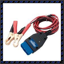 Draper EOBD Batería Funda Memoria/ordenador/Código de la radio Funda 12 VOLTIOS