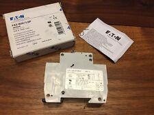 Eaton 1P IEC Supplementary Protector 20A 277VAC, FAZ-B20/1-SP
