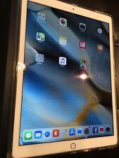 MINT Apple iPad Pro 2nd Gen. 64GB, Wi-Fi + Cellular (AT&T) 12.9in -GOLD+UNLOCKED