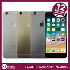 Apple iPhone 6 A1586 16GB 64GB 128GB-Desbloqueado/EE/Vodafone móvil Colores,
