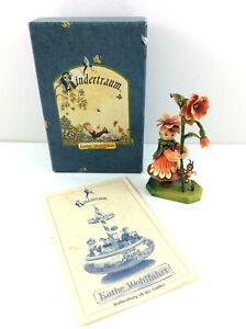 Käthe Wohlfahrt Kindertraum Ringelblume Editionsjahr 1997 Lim. 180/200 OVP
