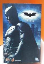 "Dark Night Batman 1/6 Action Figure 12"" collector's ed. HOT TOYS MMS 71 Usato"