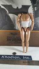 Hot Toys MMS275 Batman 1/6 Commissioner Gordon action figure's body only!