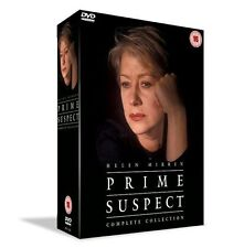Prime Suspect - Complete Collection 2008 [DVD] Helen Mirren, Tom Bell Brand New