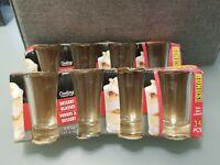 Cooking Concepts Dessert / Shot Glasses - 2 Sets of 4 - Barware - 1.5 oz.