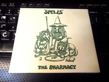 Spells [Digipak] * by The Pharmacy (Indie Rock) (CD, Aug-2014, Old Flame Records