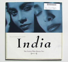 INDIA....THE LOVER WHO ROCKS YOU (ALL NIGHT)...MAXI 33T