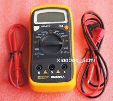 BM500A Resistance Tester 1000V 1999M Digital Insulation Meter Megohmmeter Megger
