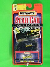 Matchbox 1997 Star Car Mission Impossible Surveillance Van Special Edition 32811