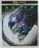 Alien (1979) UHD 4k Blu-ray/Blu-ray/Digital 20th Century Fox