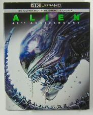 Alien (1979) Uhd 4k Blu-ray/Blu-ray/Digital 20th Century Fox