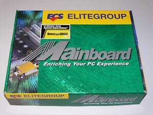 ELITEGROUP K7S6A Motherboard Mainboard AMD Sockel A / 462 Neu