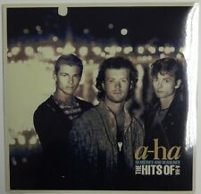 A-ha Headlines and Deadlines LP Vinyl Europe WEA 2018 14 Track LP