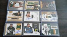 BRENDEN MORROW Lot of 222 cards - Auto, Memorabilia, low limits, 3x 1/1 MUST SEE