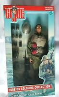 Gi Joe Foreign soldiers Collection Hasbro 2001 New with Box