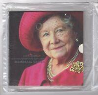 2002 Queen Elizabeth The Queen Mother Memorial Crown|Sealed Pack| Pennies2Pounds