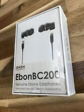 BASN Wood Earphones with HD Clear Crisp Sound Noise Isolation Deep Bass Headphon