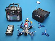P130 FPV RTF RACE DRONE QUADCOPTER NAZE32 800TVL CAMERA 5.8G 40CH i6 Tx GOGGLES