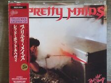 PRETTY MAIDS-Red,Hot And Heavy-84/90 CD Japan