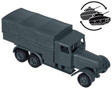 1/87 Roco MiniTanks 5053 - Henschel 33D1 - WWII German 3 Ton 6X4 Truck Model Kit