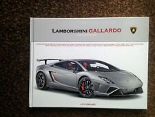 Lamborghini Gallardo 2010-2014 Photo Gallery Book.  Printnr: 05/50. Code-3-