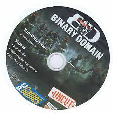 Binary Domain ( 3rd-Person-Shooter ) PC NEU
