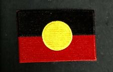 Aboriginal/Indigenous Flag - Iron On Patch