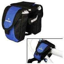 Accessoires bleus pour vélo