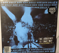 GOO GOO DOLLS THE AUDIENCE IS THAT WAY VINILE LP NUOVO RSD BLACK FRIDAY 2018