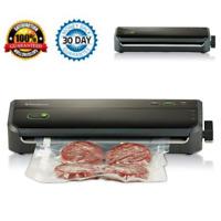 Dry /& Wet Food Saver Storage Vacuum Sealing Sealer Machine Freezer Meat Cryovac