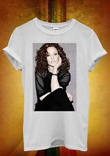 Jessica Hannah Jess Glynne Novelty Men Women Unisex T Shirt Tank Top Vest 44