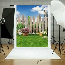 Garden Sky Photography Background Cloth Studio Backdrop Valentine Day Props