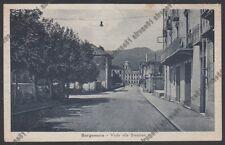 VERCELLI BORGOSESIA 82 VALSESIA Cartolina