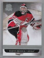 11/12 Upper Deck The Cup Martin Brodeur Base #'ed 192/249