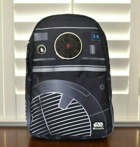 NWT Loungefly X Star Wars: The Last Jedi BB-9E Backpack