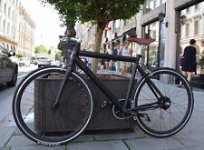 Elektrofahrrad E-Bike Singlespeed RETRO CITY Vintage  **Unsichtbare Batterie**