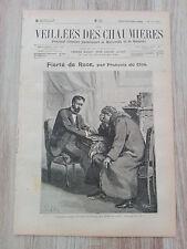 Journal illustré 1909  - Veillées des Chaumières - 16 Juin - Fierté de Race...