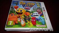 Pac-Man Party 3D - JEU NINTENDO 3DS 3DS XL 2DS ****ENVOI RAPIDE *****
