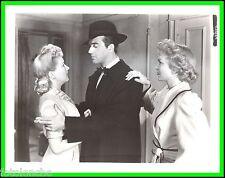 "BETTY GRABLE, JANE WYMAN & JOHN PAYNE in ""Footlight Serenade"" Original 1942"