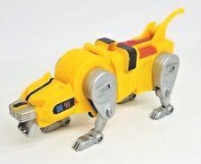Voltron 3rd Third Dimension Yellow Lion Leg Figure Trendmasters 09413 1998