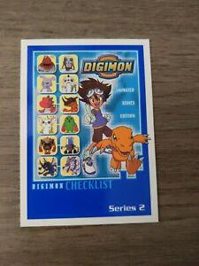 Digimon Animated Series 2 Upper Deck