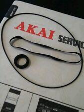 Akai GX-F31, GX-F51, GX-F71, GX-F9, GX-8, GX-95, GX-912, GX-7 Cassette Belt Kit