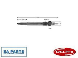 Glow Plug for MERCEDES-BENZ DELPHI HDS354